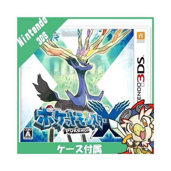 3DS ニンテンドー3DS ポケットモンスター X ソフ...