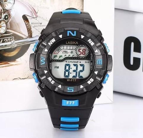 LASIKA防水キッズ子供用アウトドア BOYS腕時計