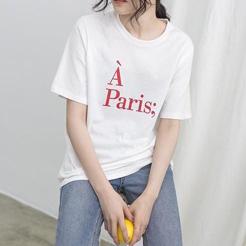 インパクト大☆オシャレなロゴTシャツ