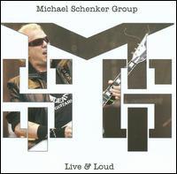 Michael Schenker / Live & Loud (輸入盤CD)(マイ...