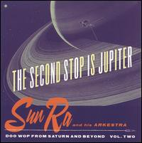 Sun Ra / Second Stop Is Jupiter (輸入盤CD)(サ...