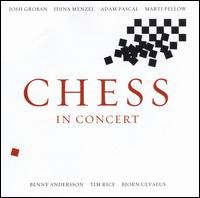 Soundtrack / Chess In Concert (輸入盤CD) (サウ...