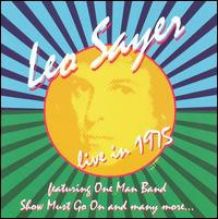 Leo Sayer / Live In 1975 (輸入盤CD) (レオ・セ...