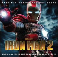 Soundtrack (John Debney) / Iron Man 2 (Score) ...
