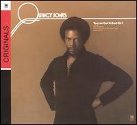 Quincy Jones / You've Got It Bad Girl (輸入盤C...