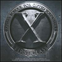 Soundtrack / X-Men: First Class (輸入盤CD)(サ...