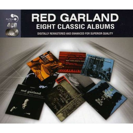 Red Garland / 8 Classic Albums (輸入盤CD)(レッ...
