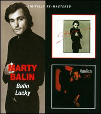 Marty Balin / Balin/Lucky (輸入盤CD)(マーティ...