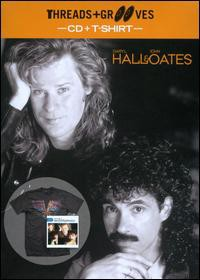 Hall & Oates / Threads & Grooves(w/T-Shirt) (...