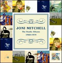 Joni Mitchell / Studio Albums 1968 - 1979(Box)...