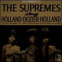 Supremes / Sing Holland Dozier Holland(Limited...