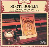 Scott Joplin / The Entertainer (輸入盤CD)(スコ...