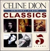 Celine Dion / Original Album Classics(Box) (輸...