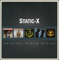 Static-X / Original Album Series (Box) (輸入盤...