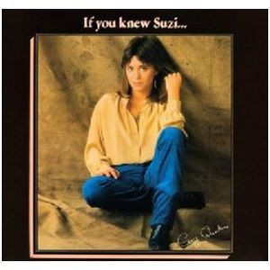 Suzi Quatro / If You Knew Suzi (輸入盤CD)(スー...