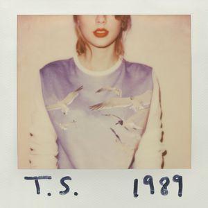 Taylor Swift / 1989 (輸入盤CD)(テイラー・スウ...