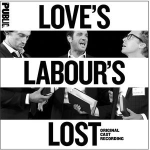Original Cast Recording / Loves Labours Lost (...