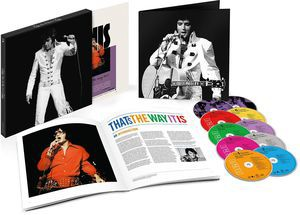 Elvis Presley / That's The Way It Is (Box) (輸...