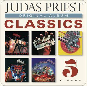 Judas Priest / Original Album Classics (Box) (...