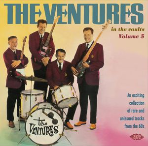 Ventures / In The Vaults 5 (輸入盤CD)(ベンチャ...