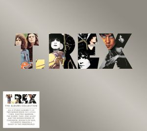T. Rex / Albums Collection (輸入盤CD)(Tレック...