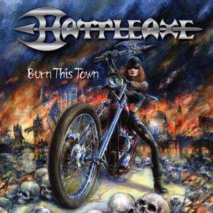 Battleaxe / Burn This Town (輸入盤CD)【2014/1/...