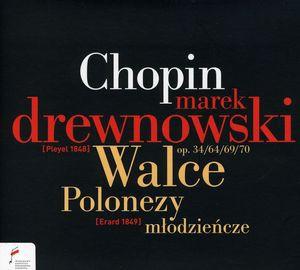 Chopin/Marek Drewnowski / Waltzes/Polonaises (...