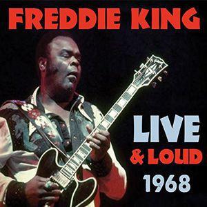 Freddie King / Live & Loud 1968 (輸入盤CD)(フ...
