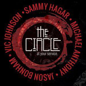 Sammy Hagar & The Circle / At Your Service (輸...