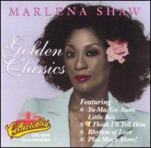 MARLENA SHAW / GOLDEN CLASSICS (輸入盤CD)(マリ...