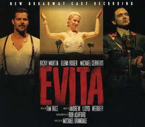 New Broadway Cast Recording / Evita (輸入盤CD)...