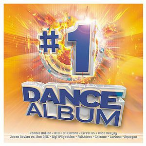 VA / #1 DANCE ALBUM (輸入盤CD)