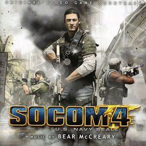 Soundtrack / Socom 4 (輸入盤CD) (サウンドトラ...