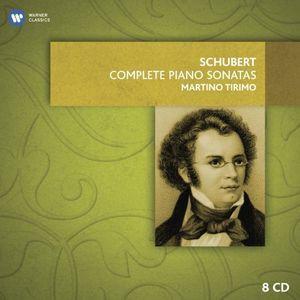 Schubert/Martino Tirimo / Complete Piano Sonat...