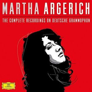 Martha Argerich / Complete Recordings On Deuts...