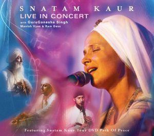 Snatam Kaur / Live In Concert (輸入盤CD)(スナ...