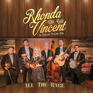 Rhonda Vincent / All The Rage - Volume One (輸...