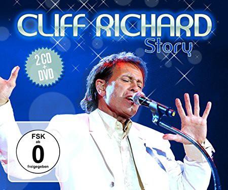 Cliff Richard / Cliff Richard Story (w/DVD) (...