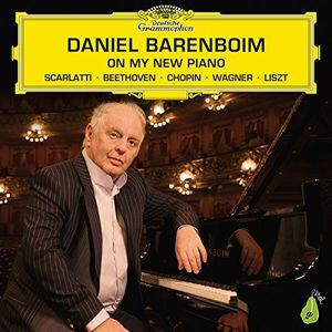 Daniel Barenboim / On My New Piano (輸入盤CD)