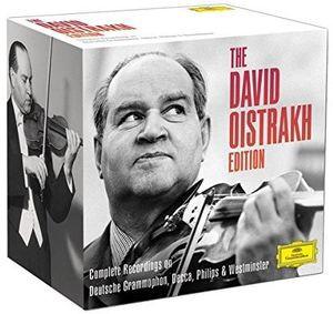 David Oistrakh / David Oistrakh Edition: Compl...