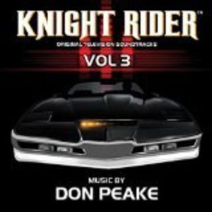 TV Soundtrack (Don Peake) / Knight Rider Vol.3...
