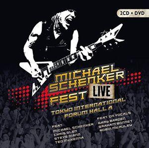 Michael Schenker / Fest: Live Tokyo Internatio...