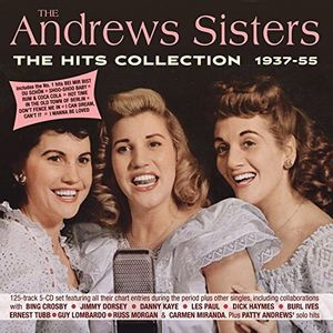 Andrews Sisters / Hits Collection 1937-55 (輸...