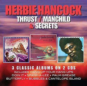 Herbie Hancock / Thrust/Manchild/Secrets (輸入...