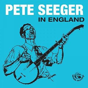 Pete Seeger / Pete Seeger In England (輸入盤CD...