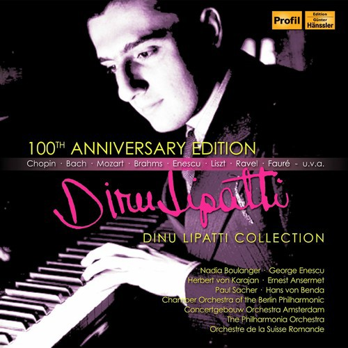 Mozart/Lipatti / Dinu Lipatti Collection (輸入...