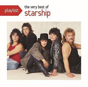 Starship / Playlist: The Very Best Of Starship...