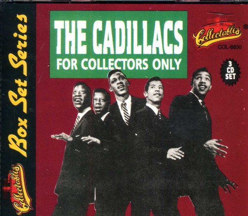 CADILLACS / FOR COLLECTORS ONLY (輸入盤CD)(キ...