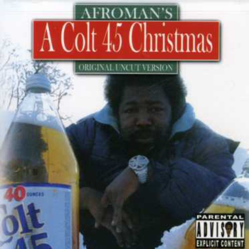 AFROMAN / COLT 45 CHRISTMAS (輸入盤CD) (アフロ...