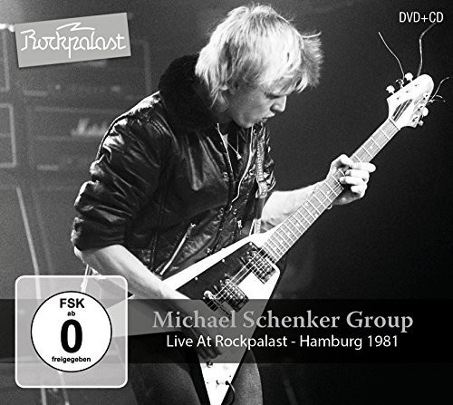 Michael Schenker / Live At Rockpalast: Hamburg...